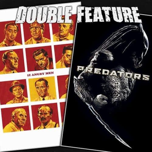 12 Angry Men + Predators