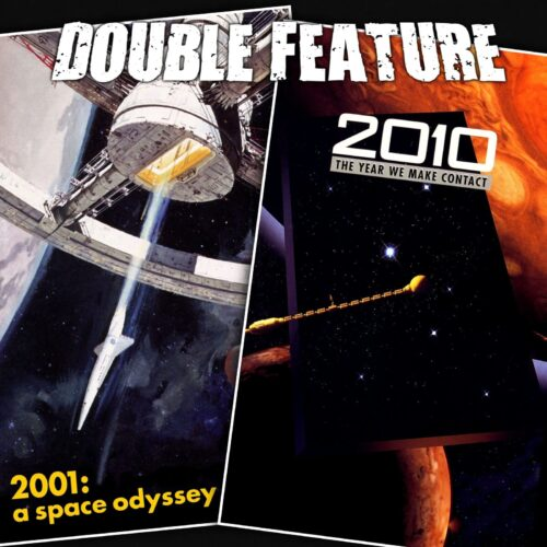 2001: A Space Odyssey + 2010: The Year We Make Contact