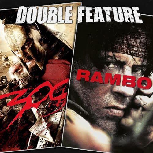 300 + Rambo 4