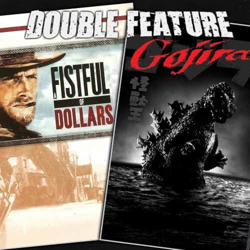 A Fistful of Dollars + Gojira
