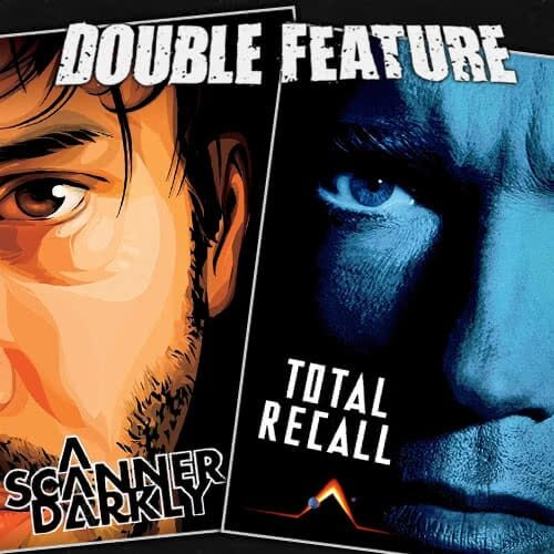 A Scanner Darkly + Total Recall
