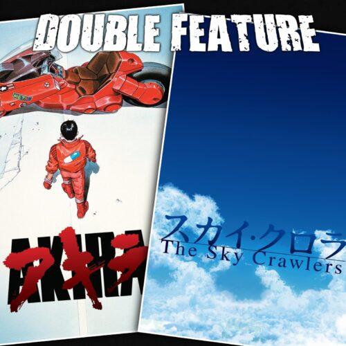 Akira + The Sky Crawlers