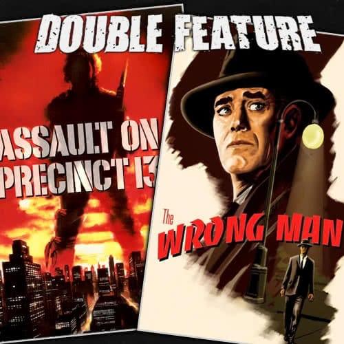 Assault on Precinct 13 + The Wrong Man