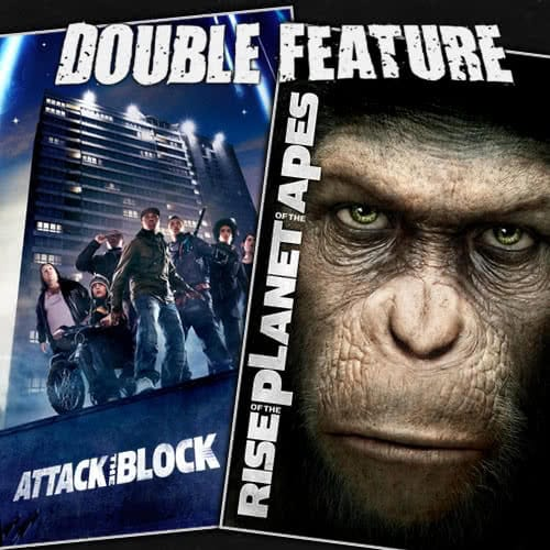 Attack the Block + Rise of the Planet of the Apes