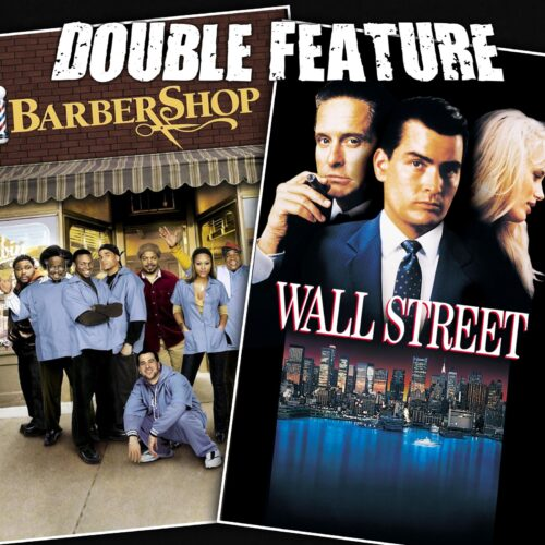 Barbershop + Wall Street