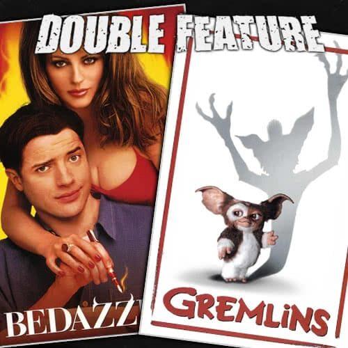 Bedazzled + Gremlins