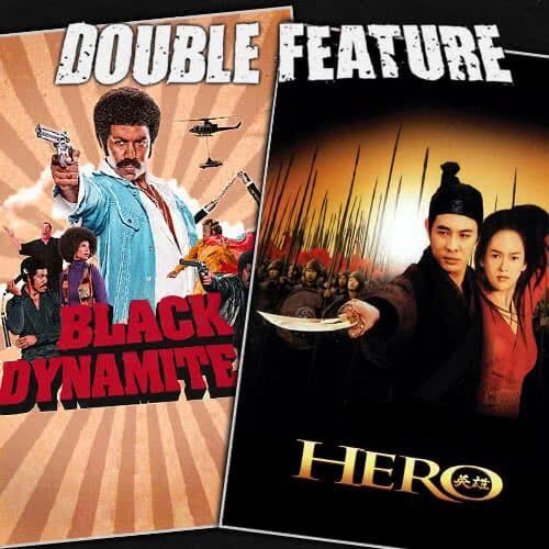 Black Dynamite + Hero