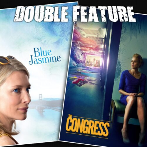 Blue Jasmine + The Congress