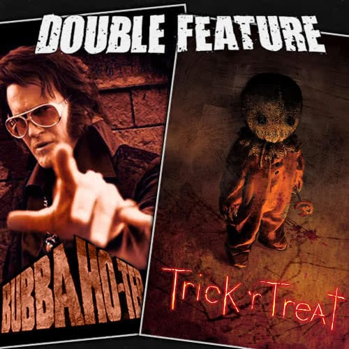 Bubba Ho-tep + Trick 'r Treat
