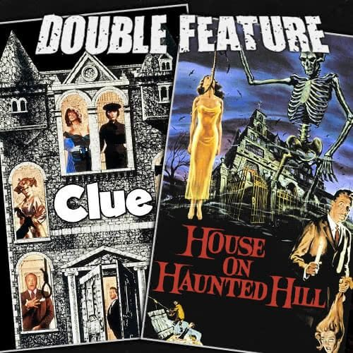 Clue + House on Haunted Hill