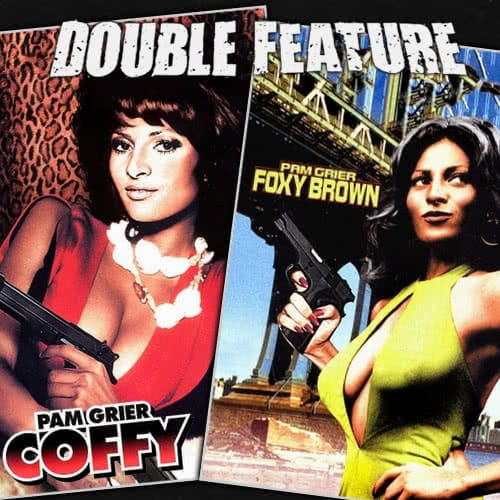 Coffy + Foxy Brown