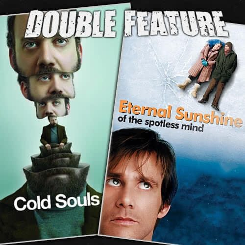 Cold Souls + Eternal Sunshine of the Spotless Mind