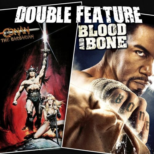 Conan the Barbarian + Blood and Bone