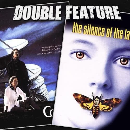 Contact + Silence of the Lambs