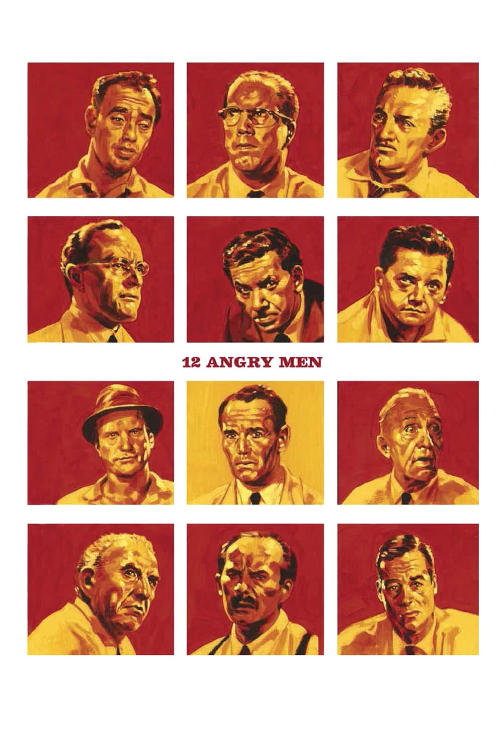 12 engry men In form, 12 angry men is a courtroom drama in purpose, it's a crash course in those passages of the constitution that promise defendants a fair trial and the.