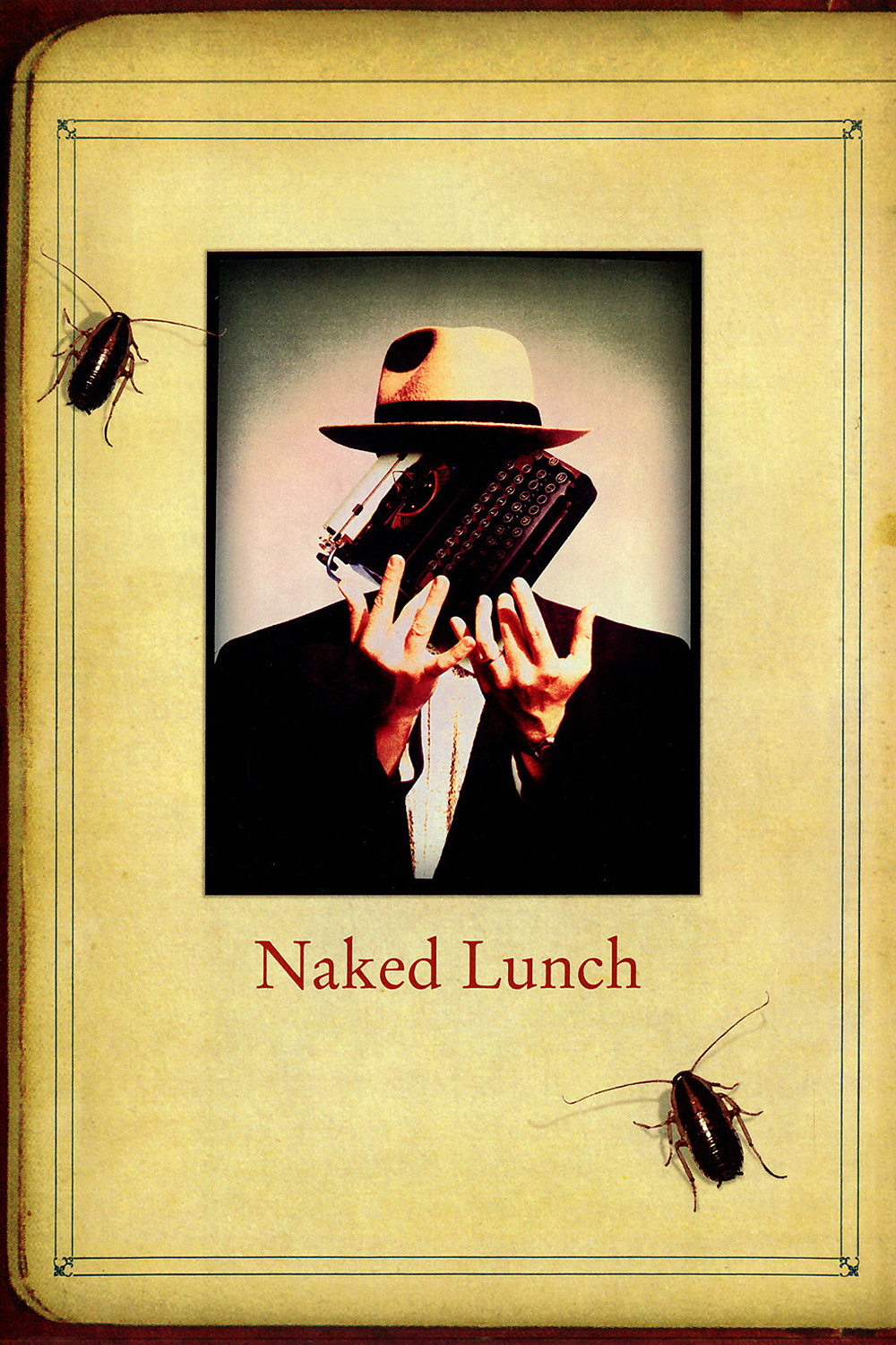 Naked Lunch, Its Awesome Trailer, and Movie Ads