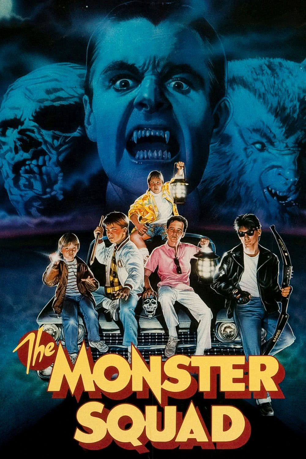 Download Film The Monster Squad 1987