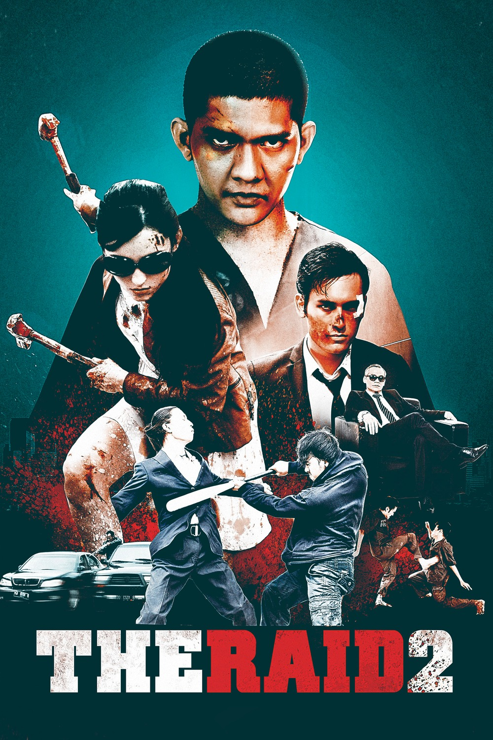 the raid 2 crank 2 high voltage double feature