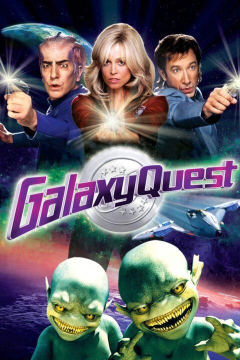 Galaxy Quest The Adventures Of Buckaroo Banzai Double
