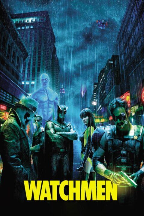 Watchmen Sky