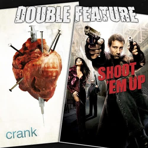 Crank + Shoot 'Em Up
