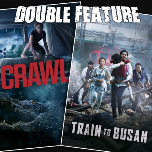 Crawl + Train to Busan