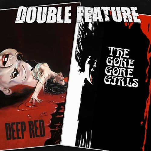 Deep Red + The Gore Gore Girls