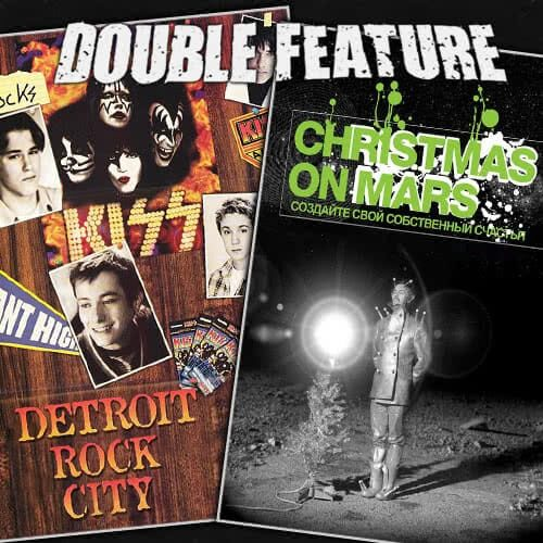 Detroit Rock City + Christmas on Mars