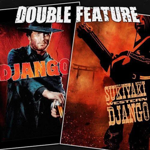 Django + Sukiyaki Western Django