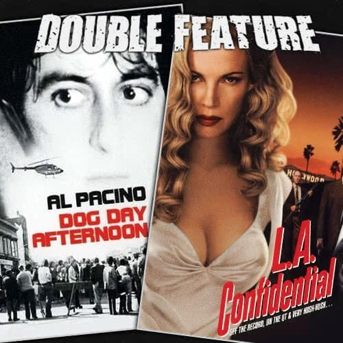 Dog Day Afternoon + LA Confidential