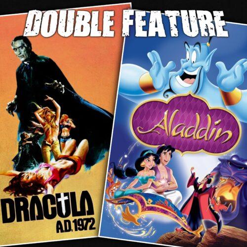 Dracula AD 1972 + Aladdin
