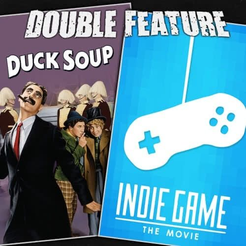 Duck Soup + Indie Game