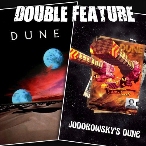 Dune + Jodorowsky's Dune