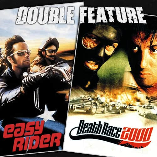 Easy Rider + Death Race 2000