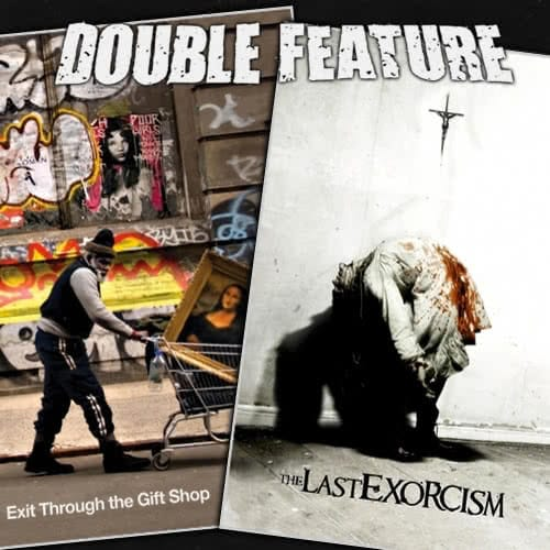 The Last Exorcism + Exit Through the Gift Shop