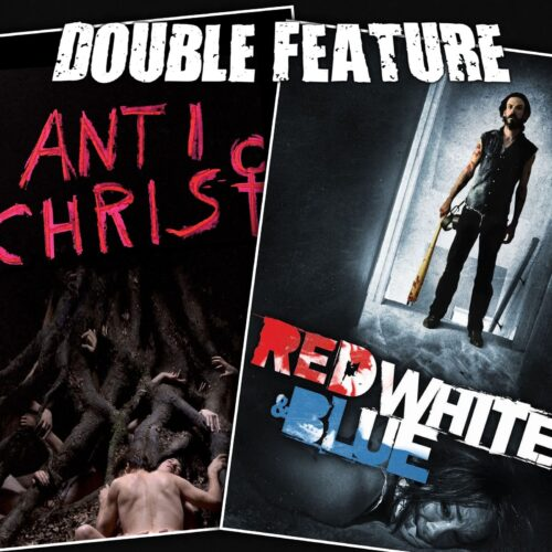 Antichrist + Red White and Blue