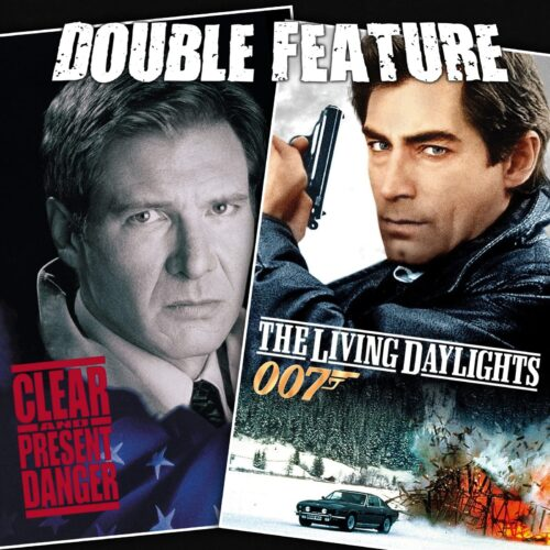Clear and Present Danger + The Living Daylights