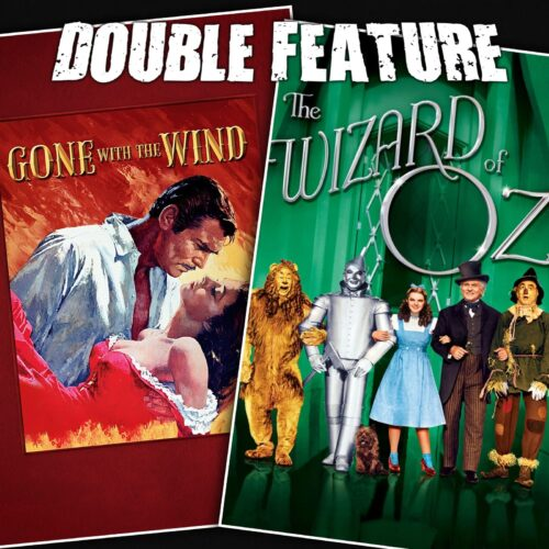 Gone with the Wind + The Wizard of Oz