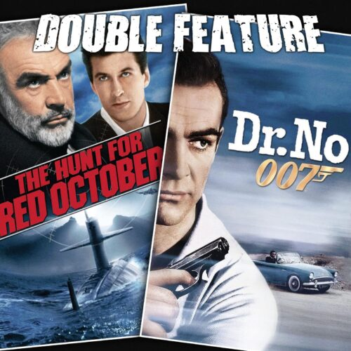 The Hunt for Red October + Dr. No