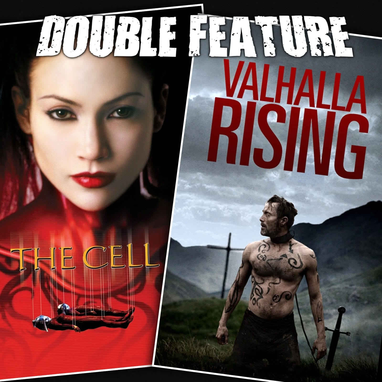 The Cell + Valhalla Rising