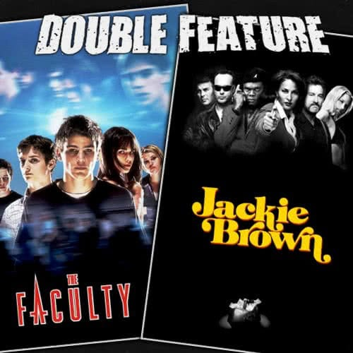 The Faculty + Jackie Brown