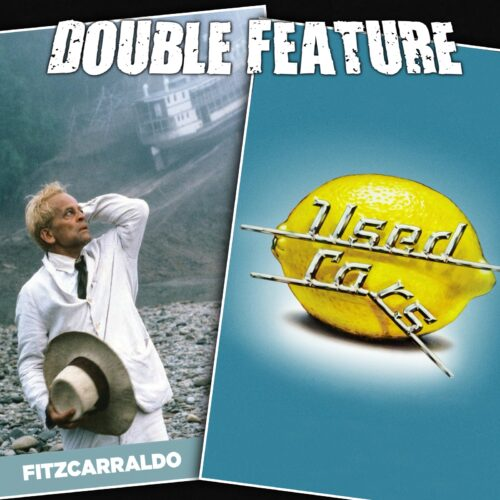 Fitzcarraldo + Used Cars