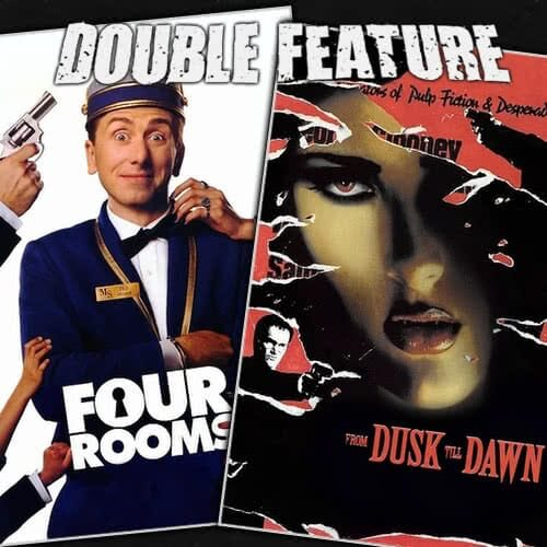 Four Rooms + From Dusk Till Dawn