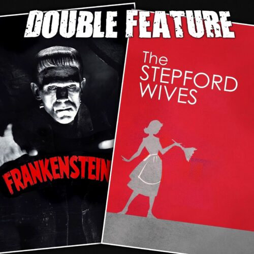 Frankenstein + The Stepford Wives