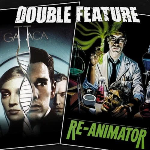 Gattaca + Re-Animator