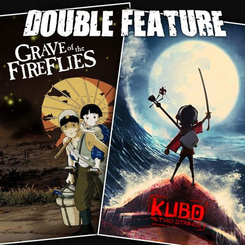 Grave of the Fireflies + Kubo and the Two Strings