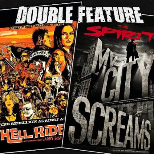 Hell Ride + The Spirit