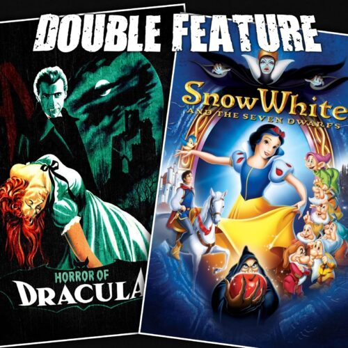 Horror of Dracula + Snow White and the Seven Dwarfs