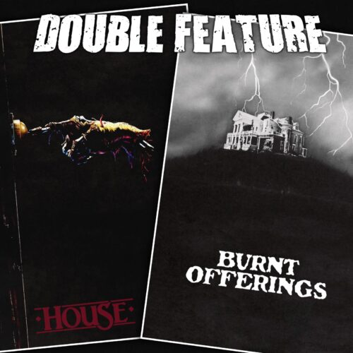 House + Burnt Offerings