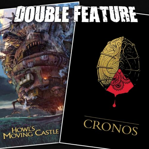 Howl's Moving Castle + Cronos